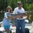 Katlyn Bjerkness 42.5 inch Northern Pike 2007