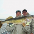 Steve & Ryan Jost 31 inch Walleye