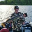 Gary Bjerkness 28.5 inch Walleye