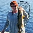 Jeanne Muntean 27.5 inch Walleye