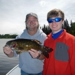Bob & Shawn Brown Trophy Smallmouth.jpg