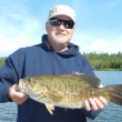 Ted Talboom 20.5 inch Smallmouth Bass