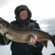 Trophy Lake Trout Through the Ice